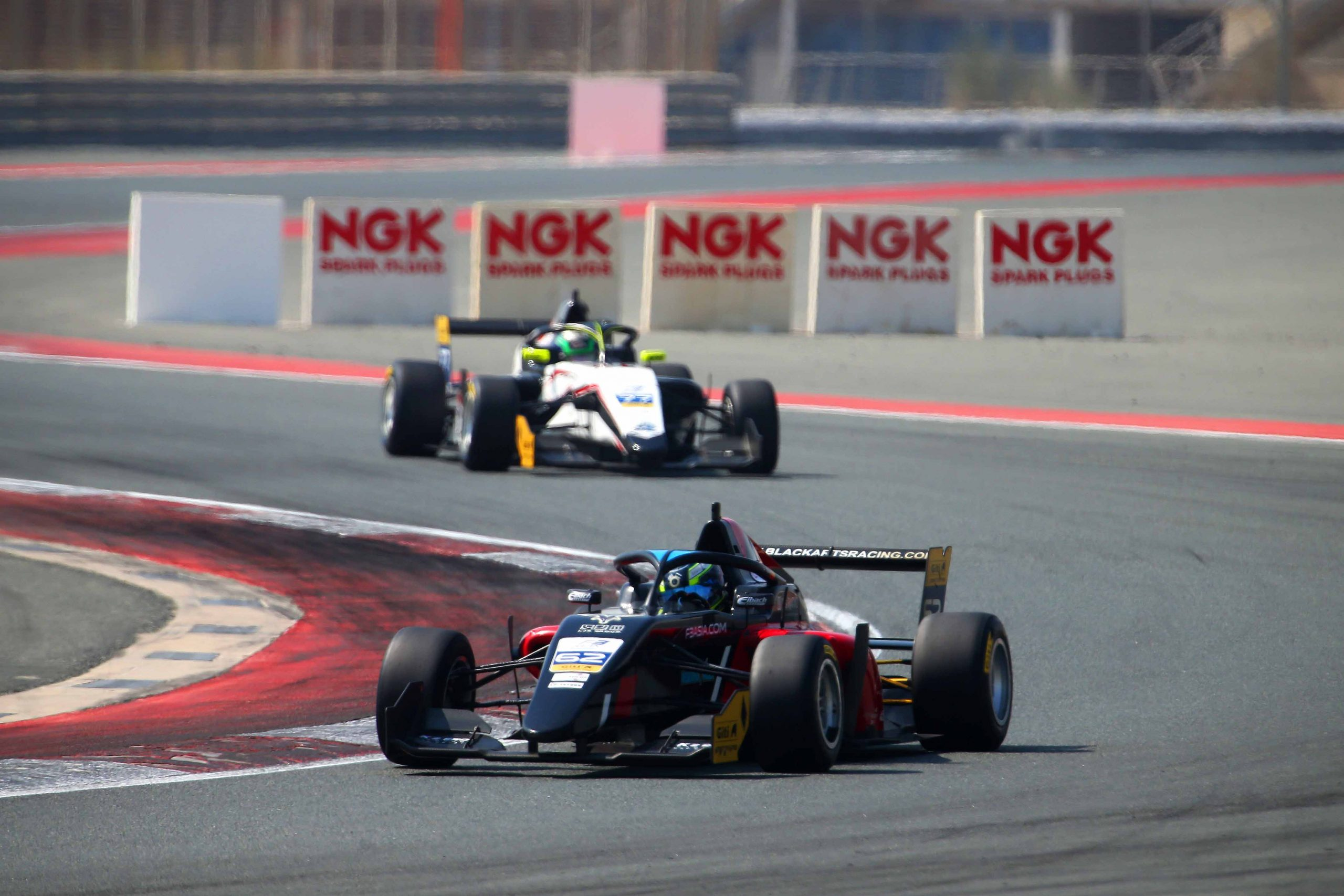 Lorenzo Fluxá, F3 Asia, 2021